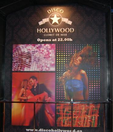 Hollywood Disco, Lloret