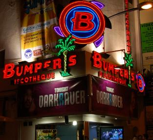 Bumpers, Lloret de Mar