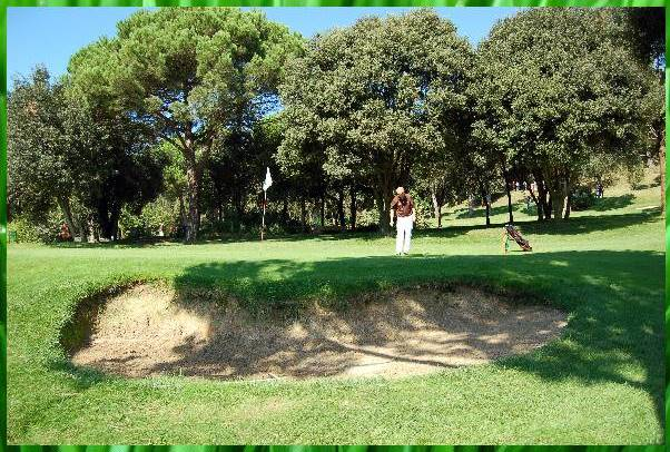 Lloret de Mar golf
